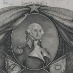 Image of Washington from an 1812 engraving