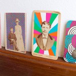 A selection of Treatzone's altered portraits