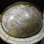 Smith's Terrestrial Globe, 1877. After Treatment.